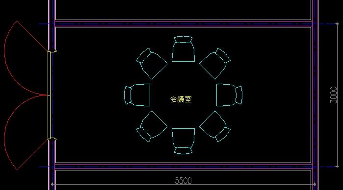 円形の配列複写