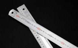 寸法値と縮尺の関係