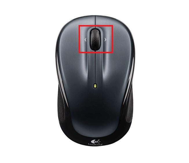 ホイールマウスのイメージ