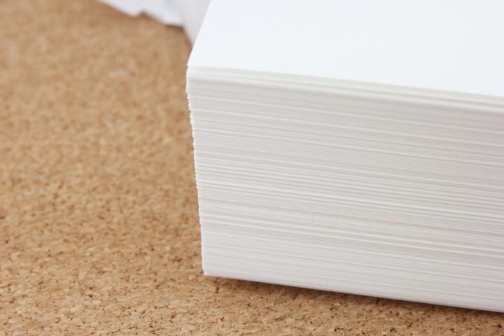 用紙サイズのイメージ