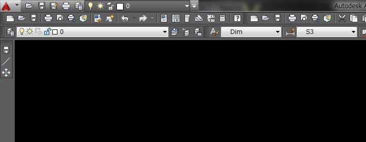 画面のサイドにもツールバー表示が可能