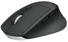 サイドボタンのあるマウス