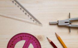 角度寸法の設定