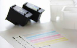 印刷結果と色の関係